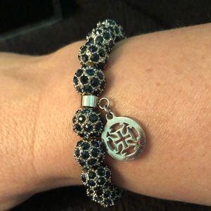 Rustic Cuff Kennedy beaded bracelet